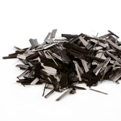 Carbon Faser geschnitten