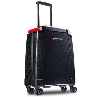 Carbon Trolley 4-W Swiss Luggage
