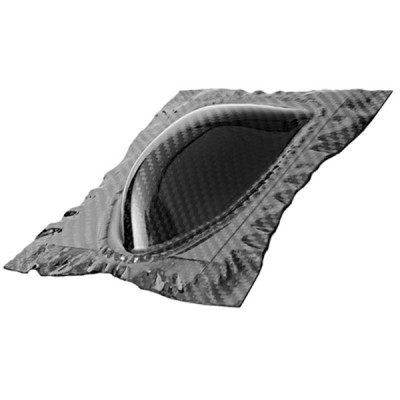 Thermoplastische CFK Platte 0,5 mm