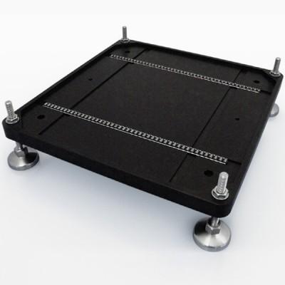 Set-Up Messplatte