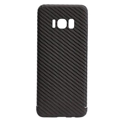 Echt Carbon Cover für Samsung S8