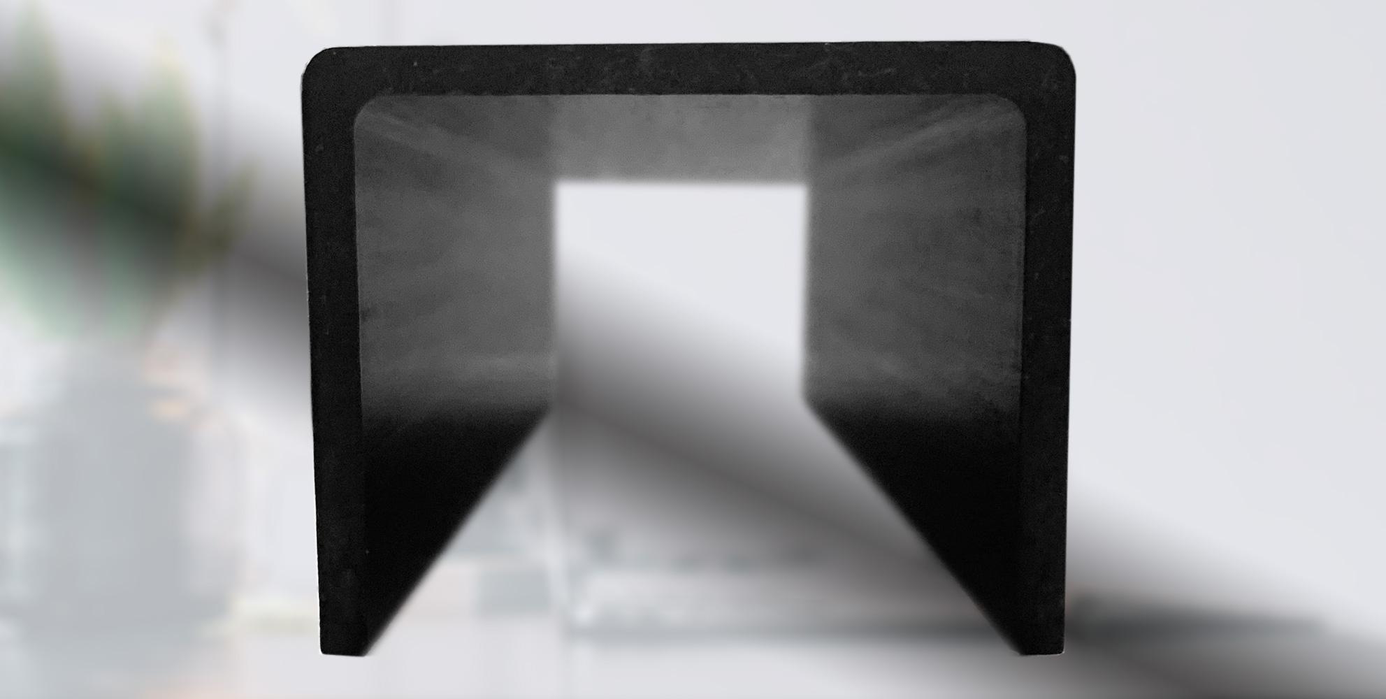 Carbon-U-Profil