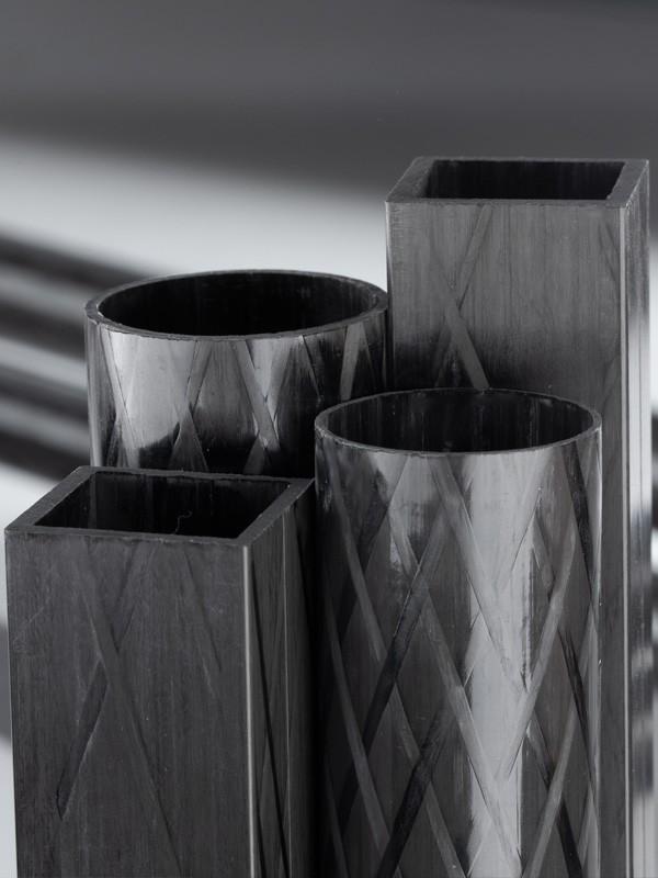Carbon CFK Halbzeuge Rohr Stab Platte