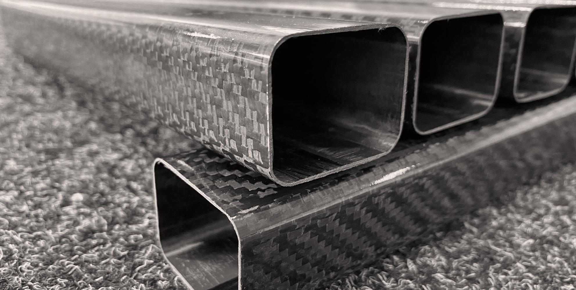 Carbon-vierkant-Profil-prepreg