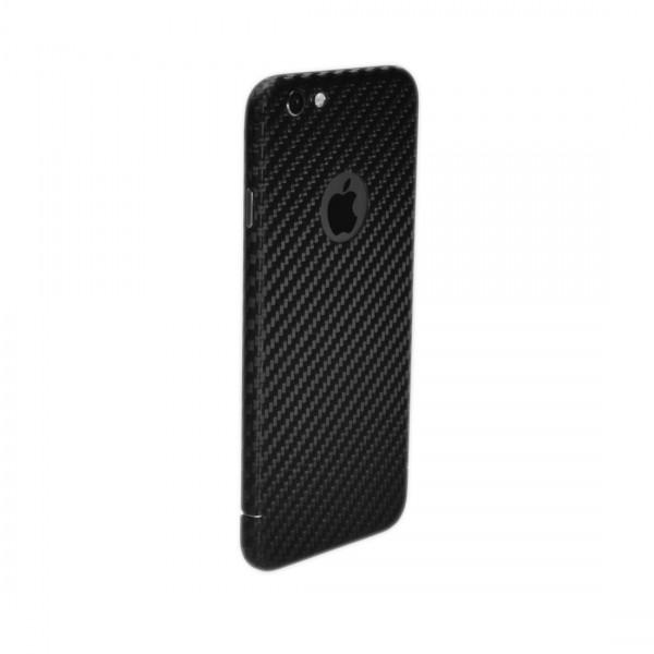 Carbon Cover iPhone 6 Plus mit Logo Window