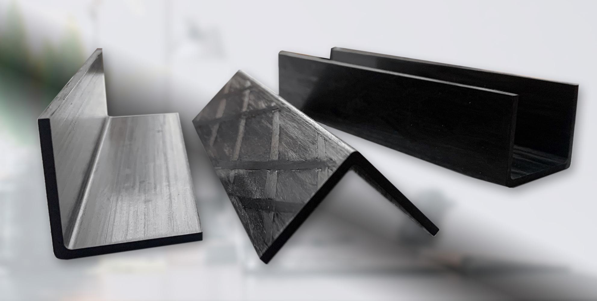 Profile-aus-Carbon