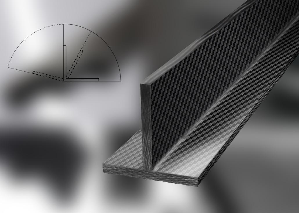carbon-cfk-T-profil