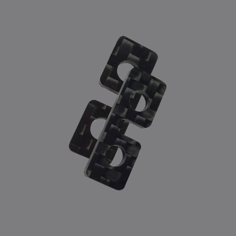 Carbon Fräsen gem. CAD