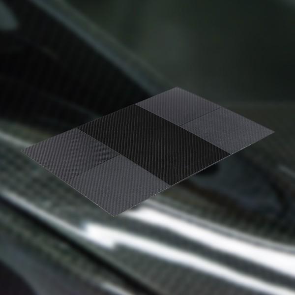 Thermoplastische CFK Platte 1,2 mm