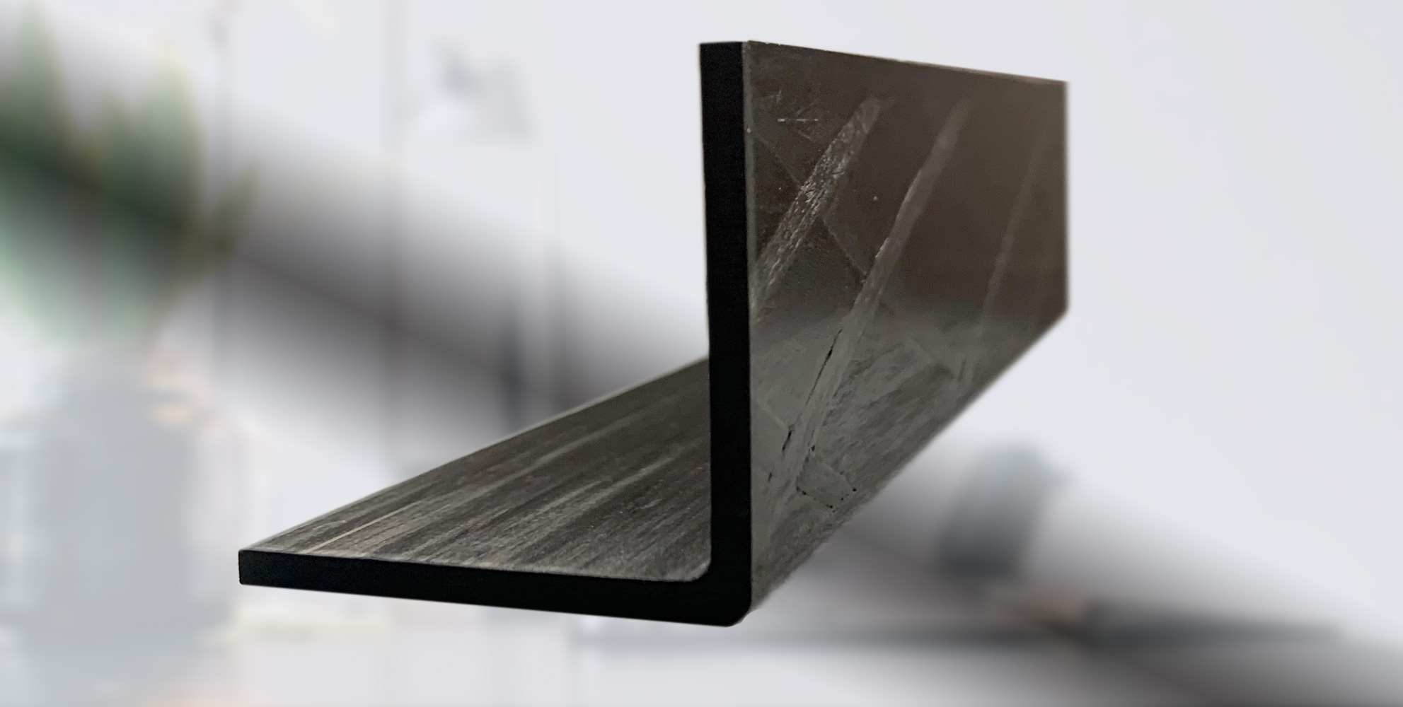 Carbon-L-Profil