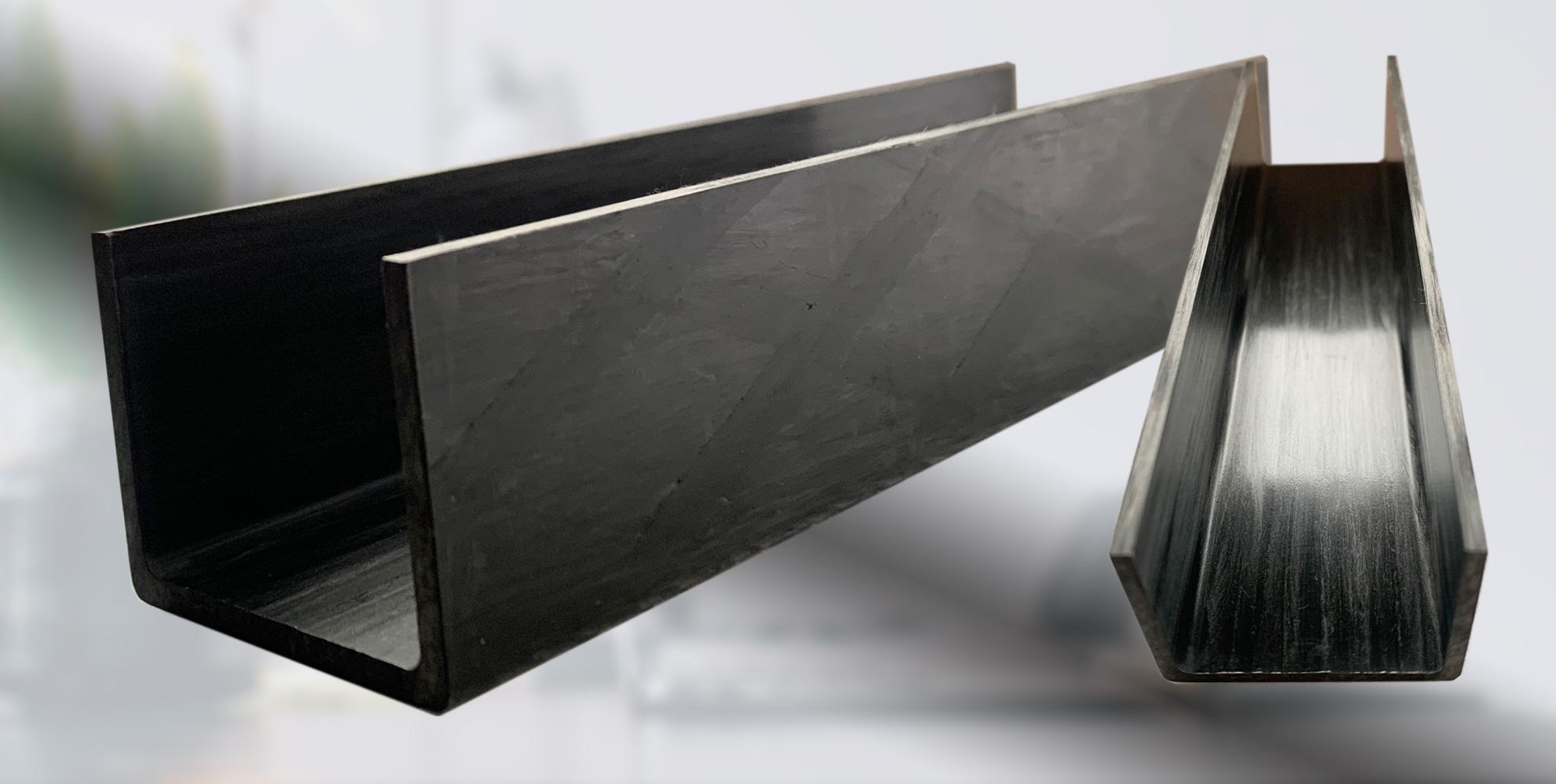 Carbon-U-L-Profile