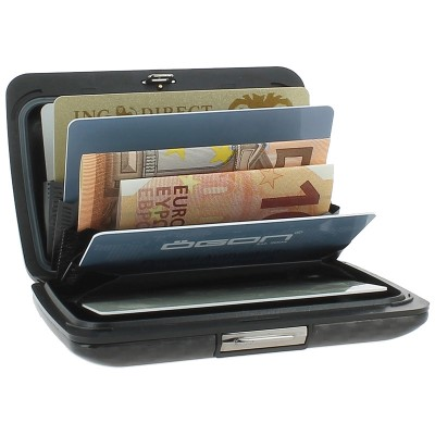 Carbon Card Case RFID Safe